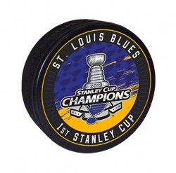 Шайба сувенирная Gufex NHL St.Louis Blues Stanley Cup